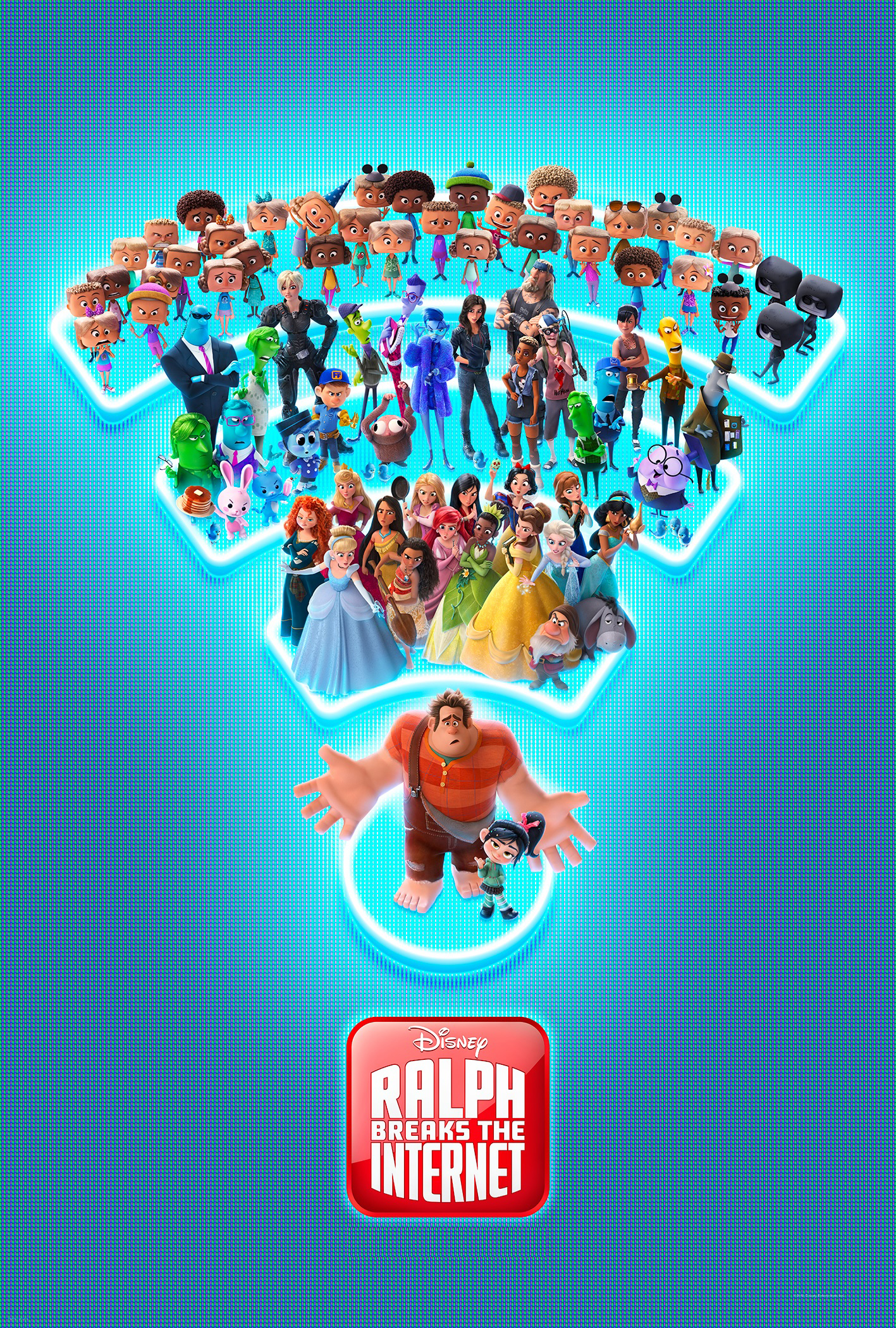 Ralph Breaks the Internet | Outdoor Cinema | The Laneway | Stockland