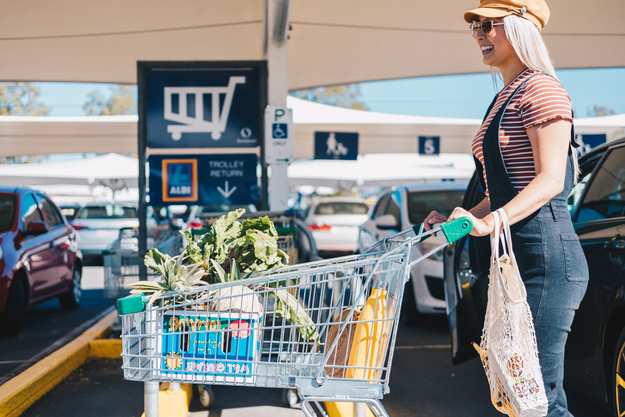 Plastic Free July at Stockland Burleigh Heads
