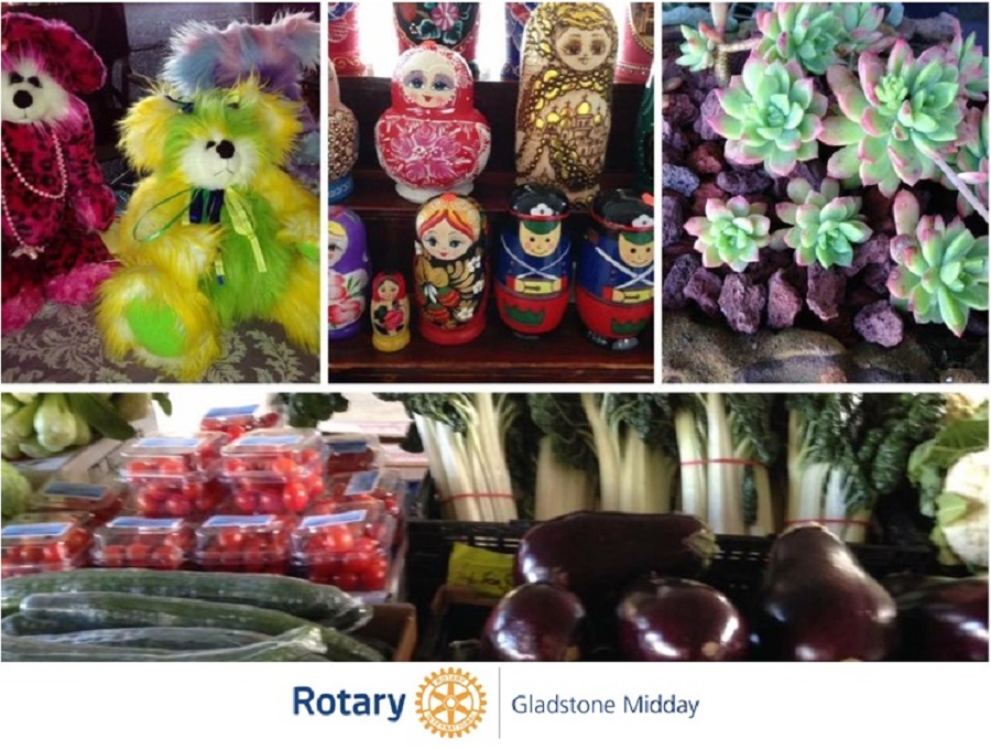 Midday Rotary Kmart Markets