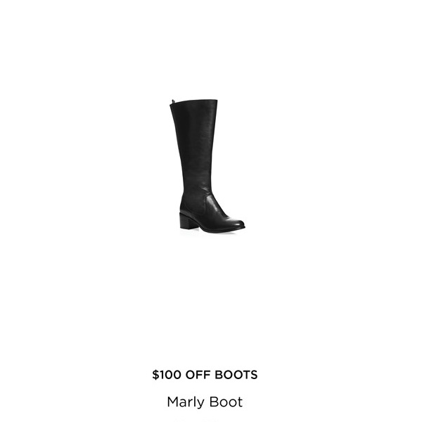Marly Boot - City Chic