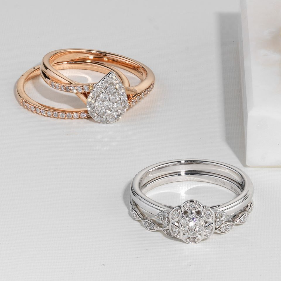 Diamonds are a girls best friend, find these at Michael Hill.