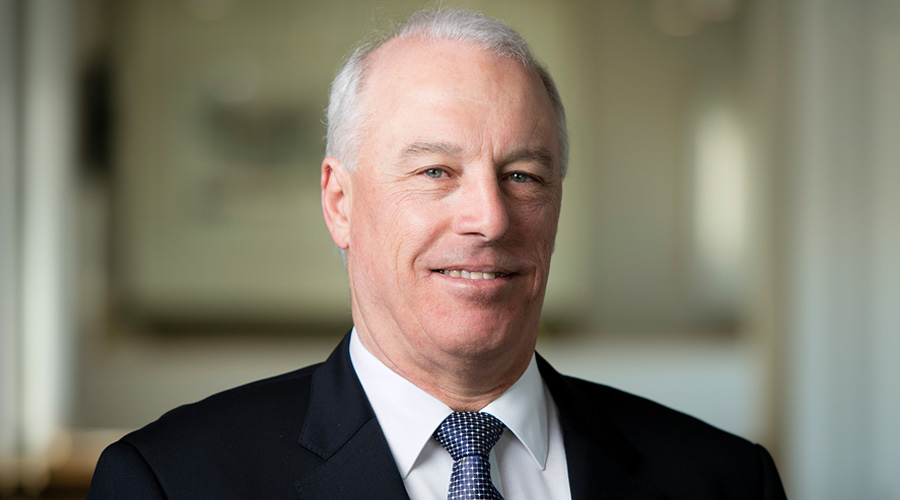 Stockland director Stephen Newton