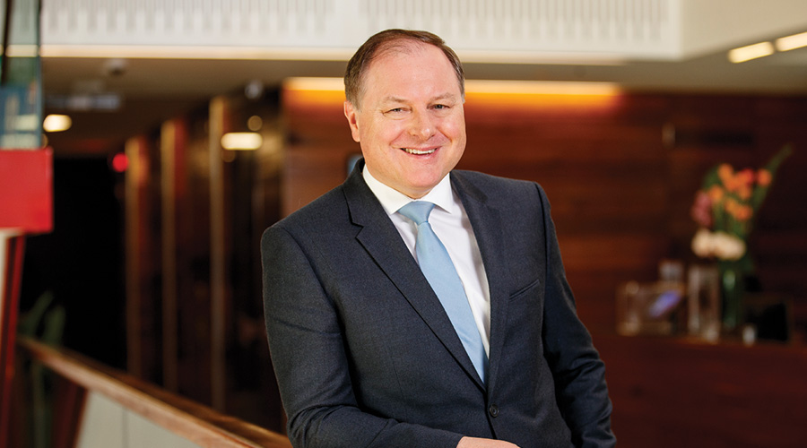 Stockland Managing Director and CEO, Mark Steinert
