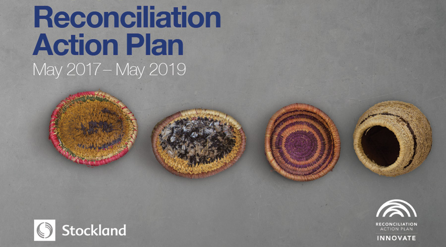 Stockland's Innovate Reconciliation Action Plan