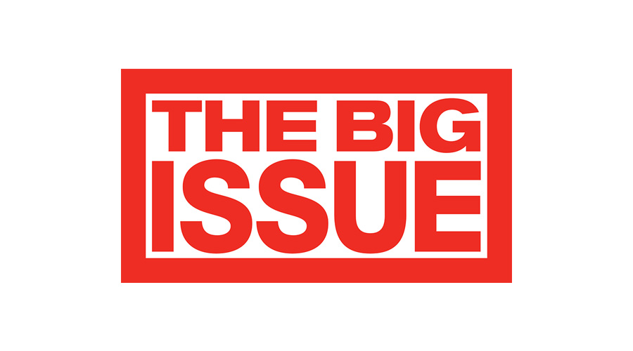 The Big Issue is one of Stockland's volunteering partners