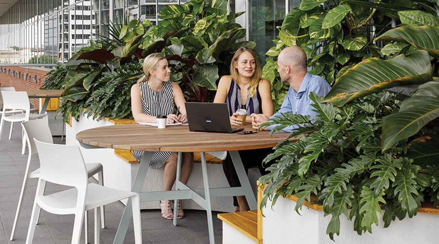 Careers at Stockland - our Brisbane office