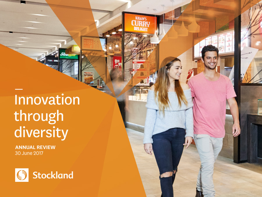Stockland Annual Review 2017
