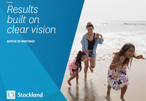 Stockland Corporate Reporting 2016