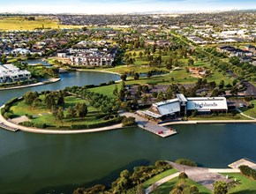 Stockland's award-winning Highlands masterplanned community, located in Craigieburn, Victoria.
