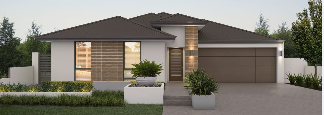 Duo elevation 15 RHS My Homes WA