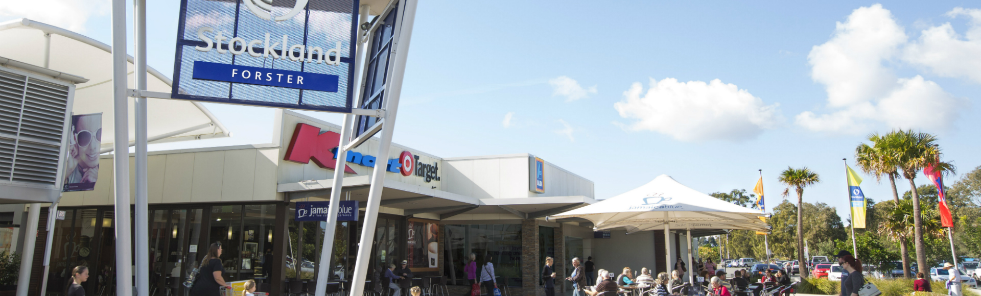 Forster Shopping Centre Main Entrance 1920x580px