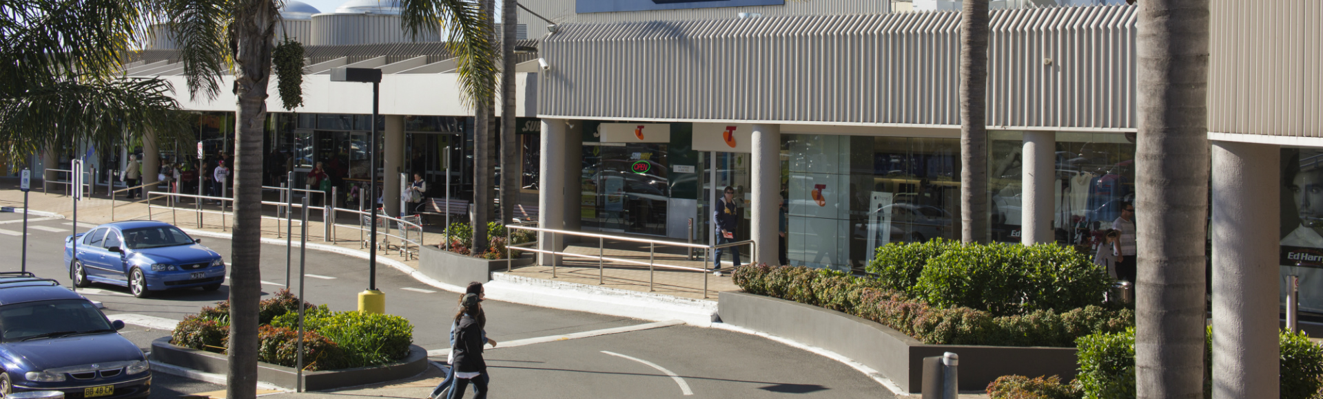 Nowra Shopping Centre Exterior Image 1920x580px