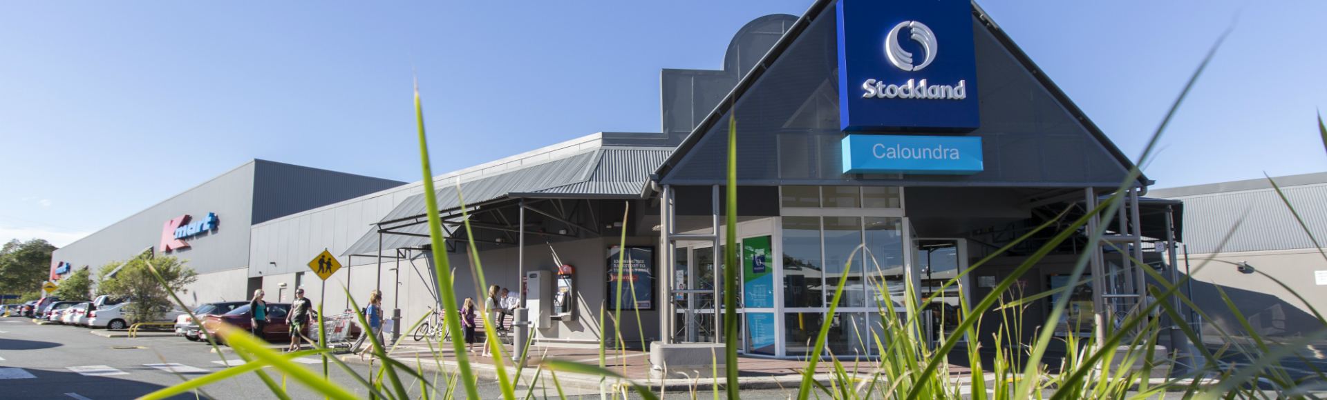 Caloundra Shopping Centre Main Entrance 1920x580px