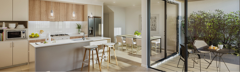 The Brisa Townhome at Stockland Altrove