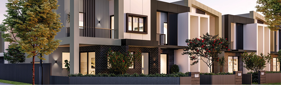 The Grevillea Townhome at Stockland Altrove