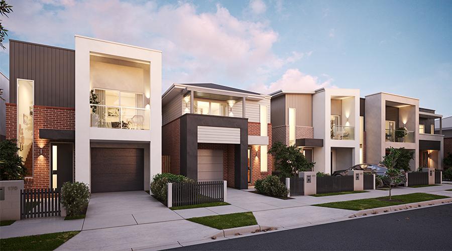 Dual living house plans sunshine coast home decor for Dual living home designs