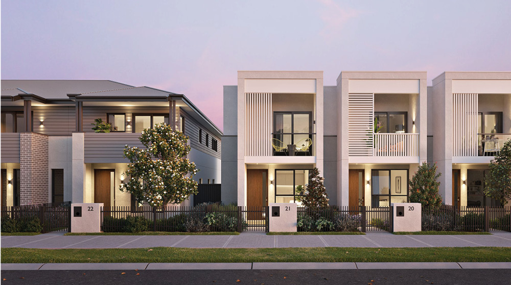 The Terraces at Elara by Stockland