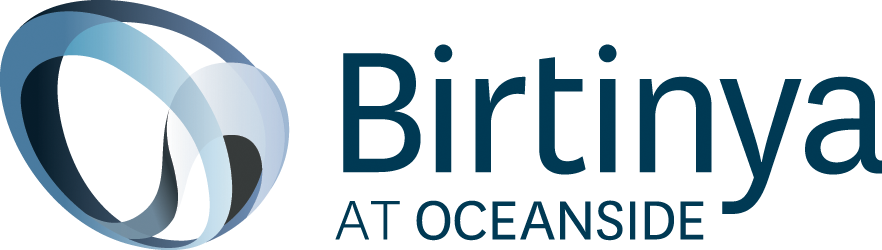 Birtinya Oceanside logo