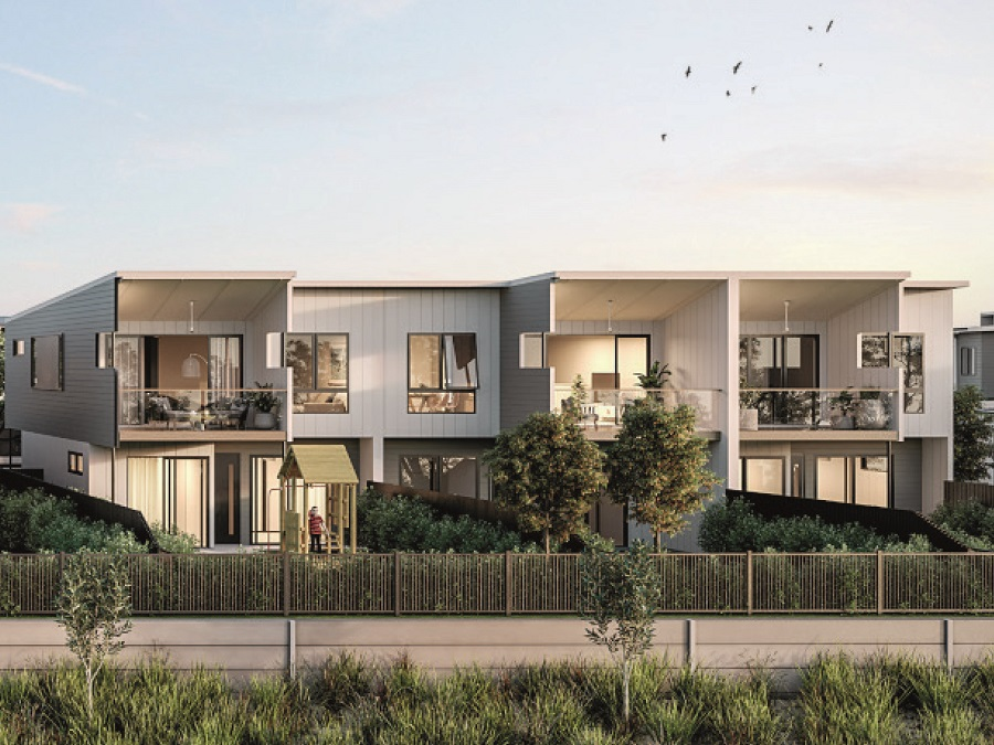 Foreshore Townhomes at Stockland Foreshore