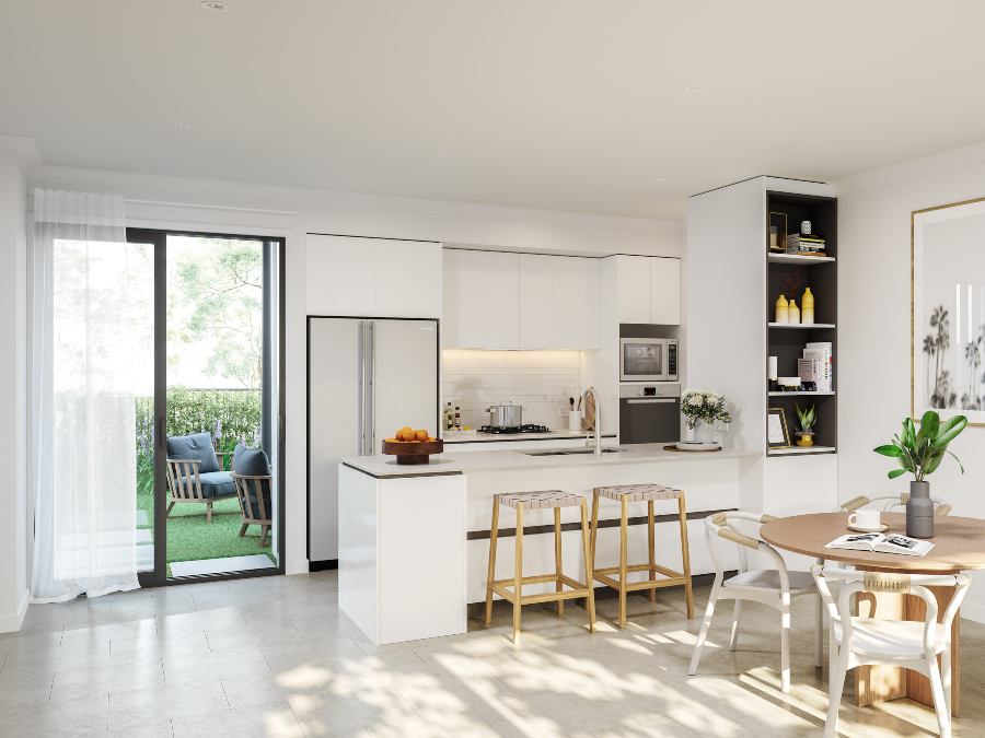 Foreshore Townhomes at Stockland Foreshore Coomera