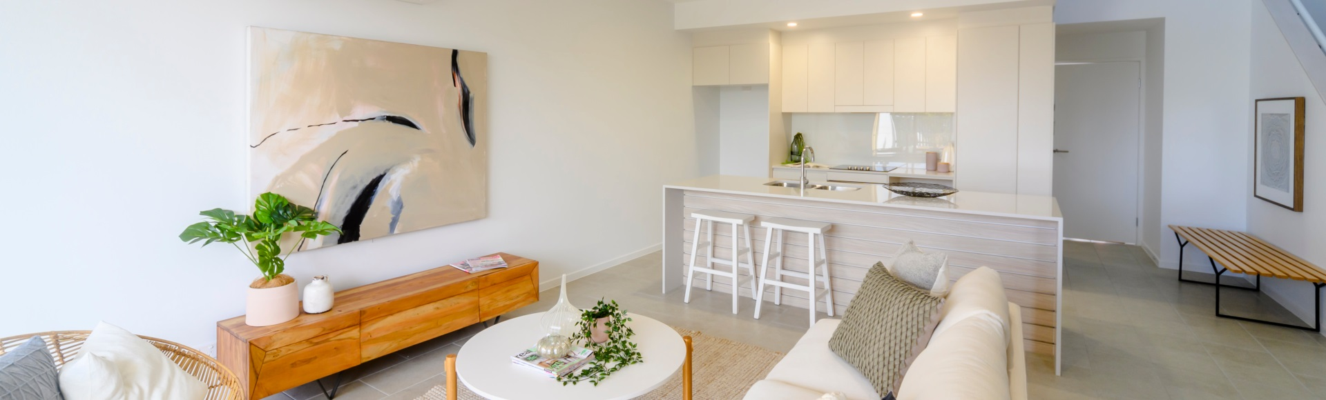 Affina Townhome Mainwaring Collection at Stockland Brightwater