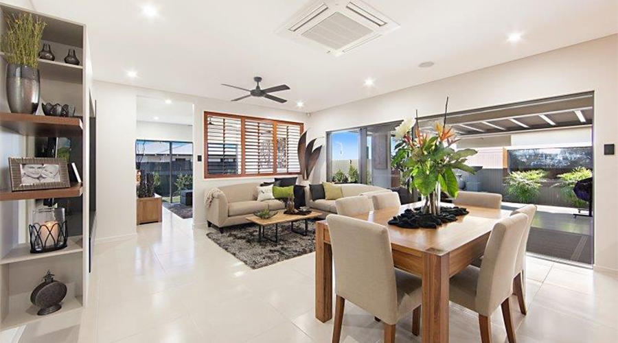 Display homes in north shore burdell stockland for North shore home builders