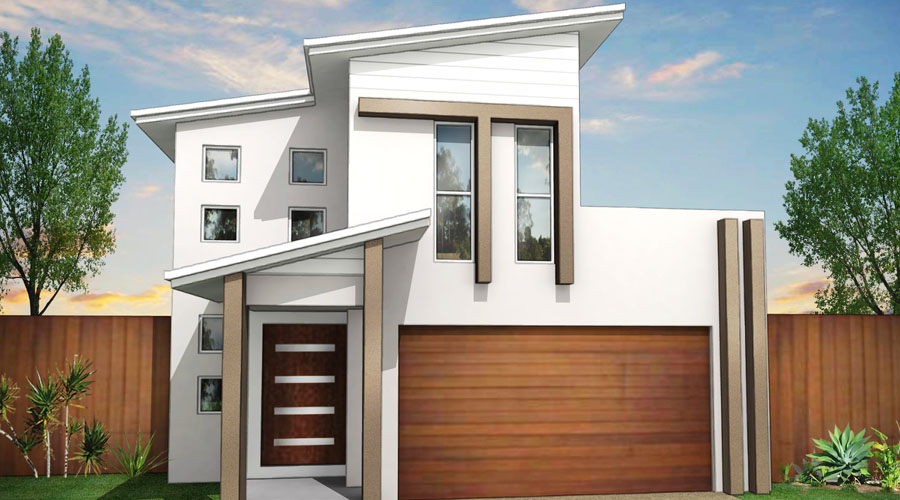 North Shore two storey homes