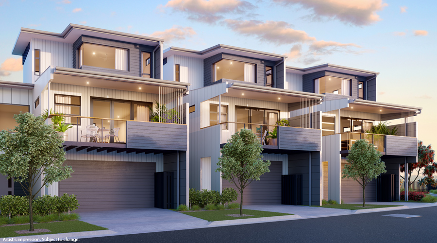 Vida North Lakes | North Lakes Townhomes | Stockland