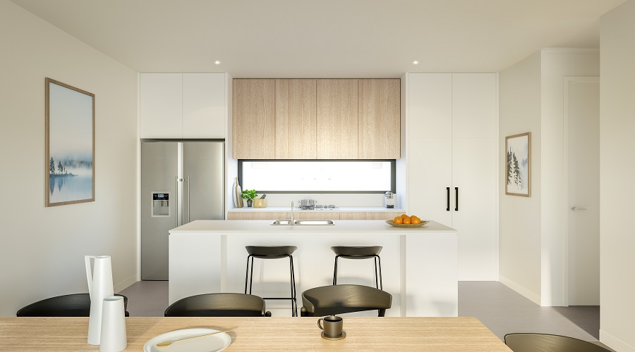 Orion Braybrook designer townhomes by Stockland