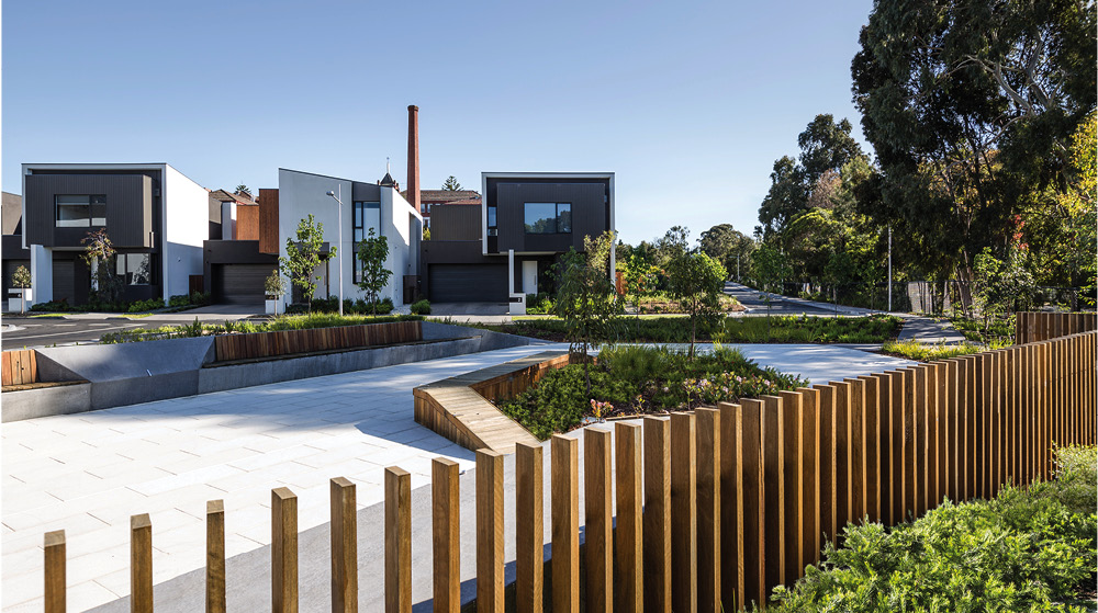 MDG Architects specialising in landscape design