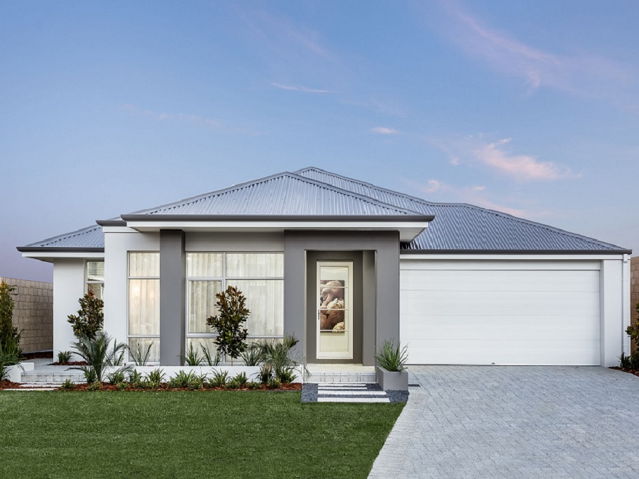 Display homes in hilbert stockland sienna wood display village malvernweather Image collections
