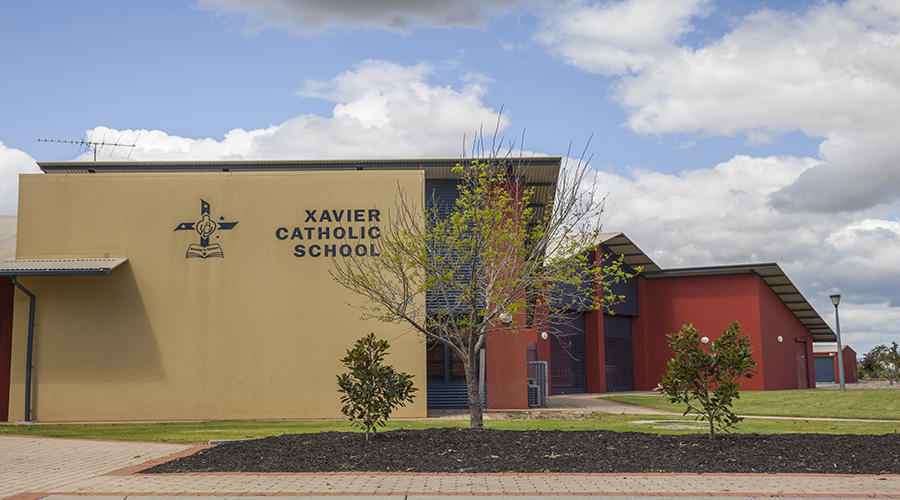 Xavier Catholic School