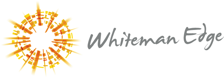 Whiteman Edge logo