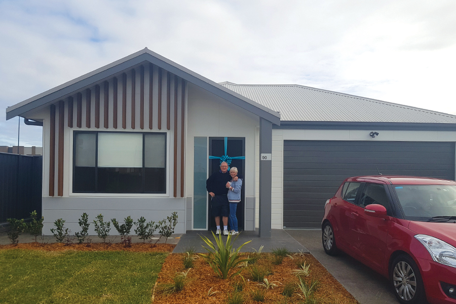 First residents move into Aspire by Stockland at Elara