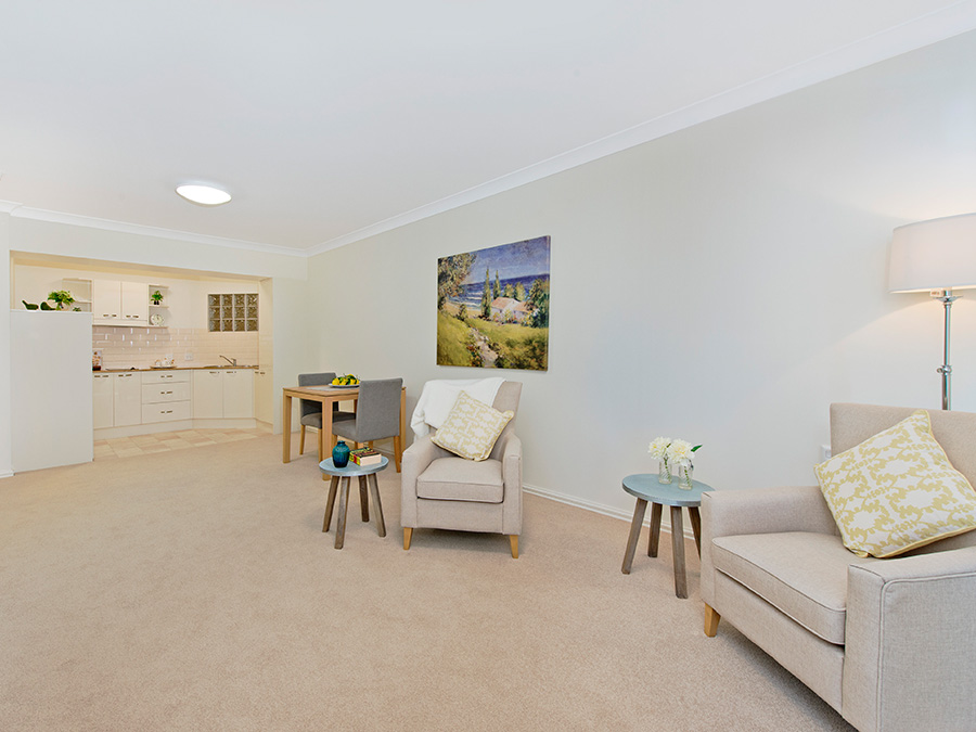 Bellevue Gardens Retirement Village Serviced Apartment
