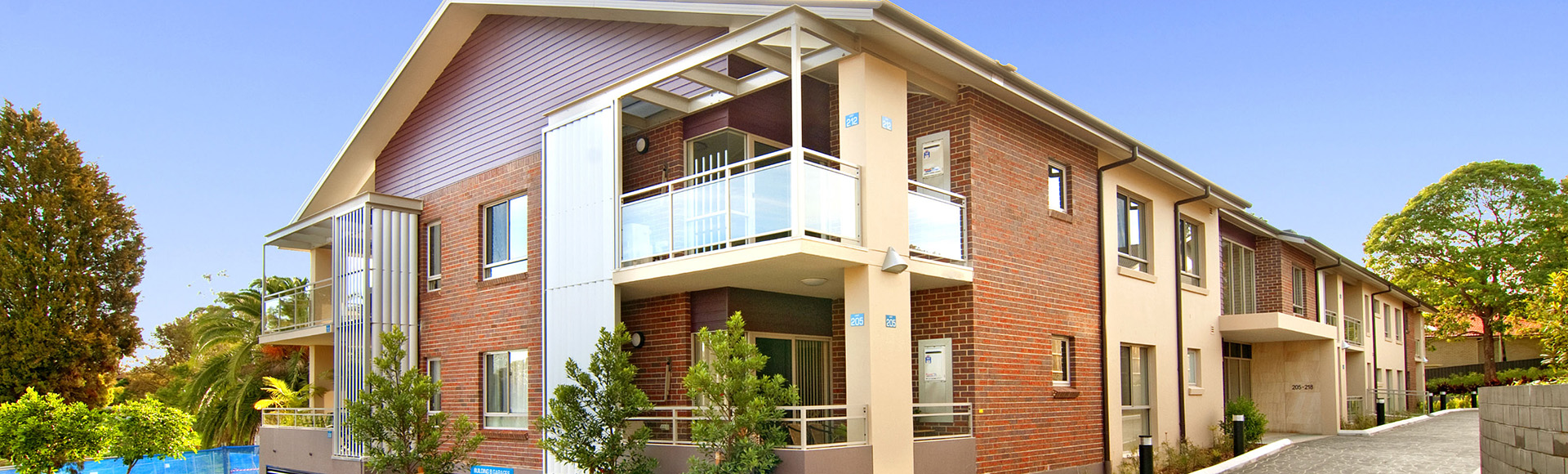 The Willows Retirement Village External Units 1920x580