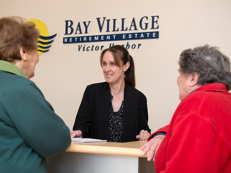 Bay Village reception