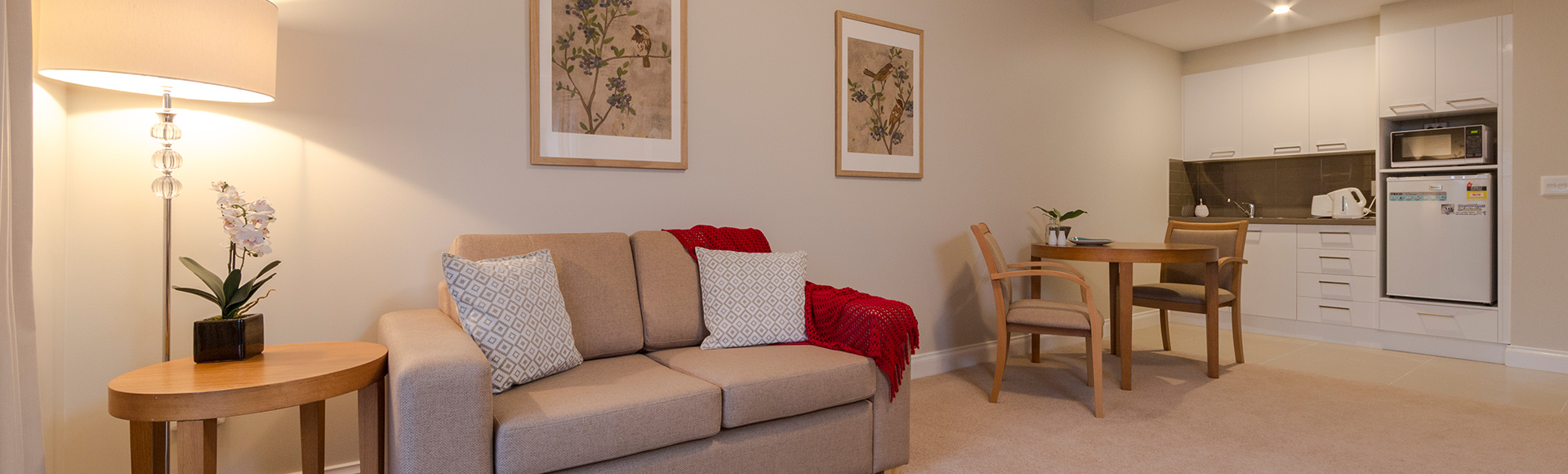 Cameron Close Serviced Apartment  1 Bedroom  Kitchenette