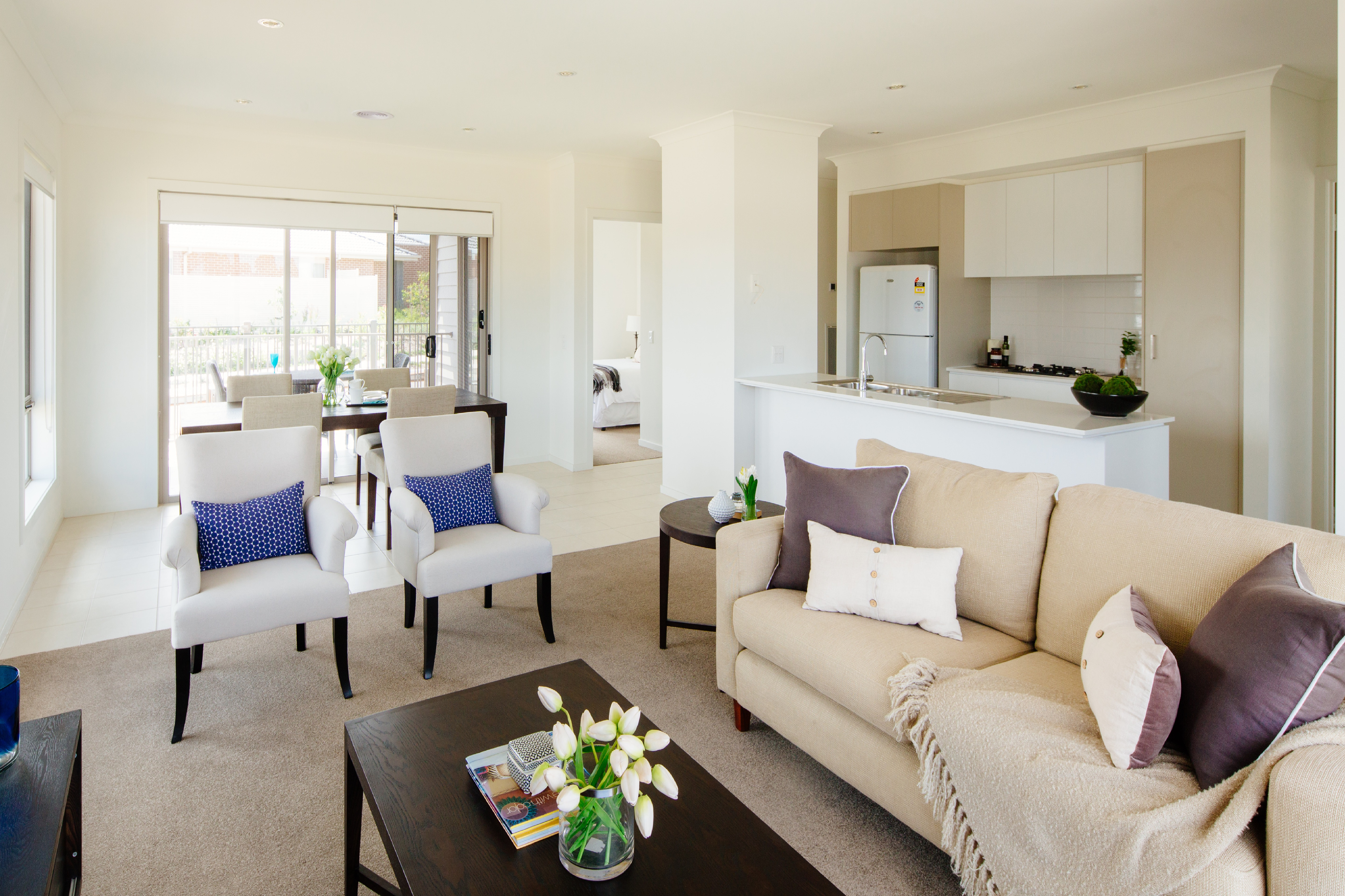 Mernda Retirement Living Villa Study 2 Bed 2 Bath 1 Car