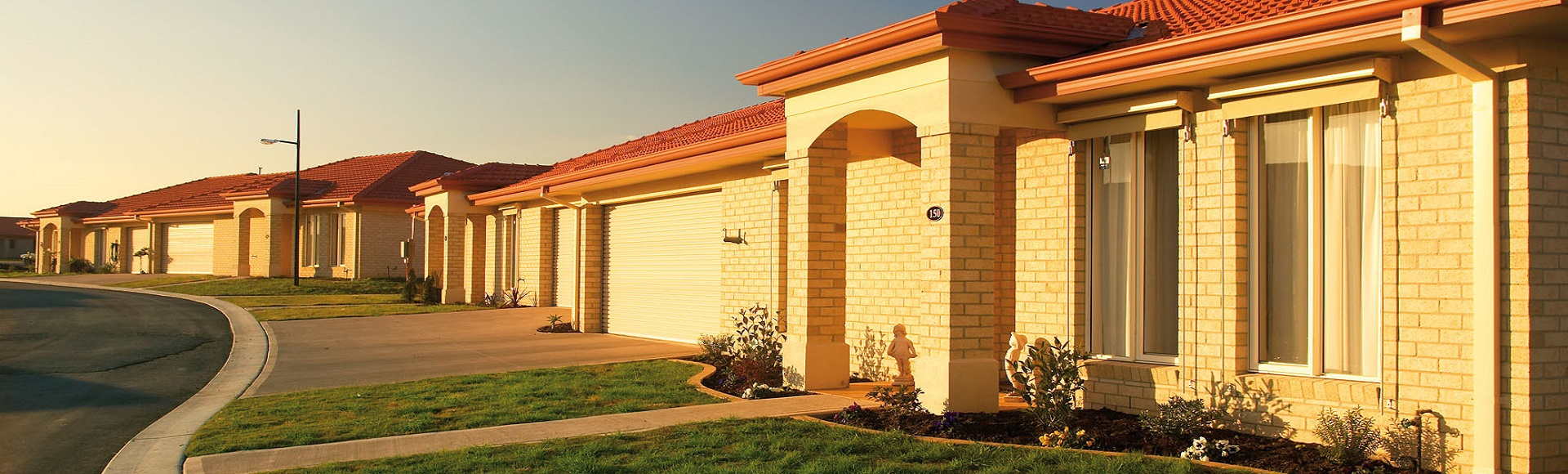 Independent living villas at Taylors Hill Village