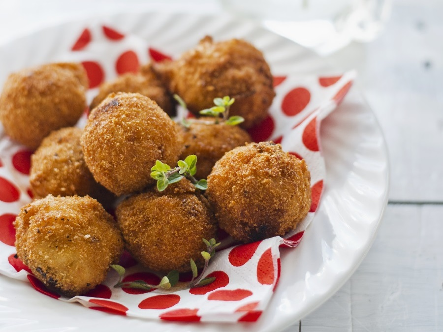 A is for Arancini Stockland A to Z of Mmmm