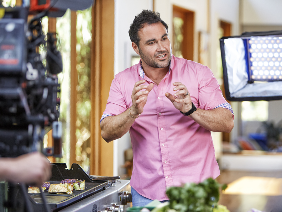 Miguel Maestre Stockland Behind the Scenes