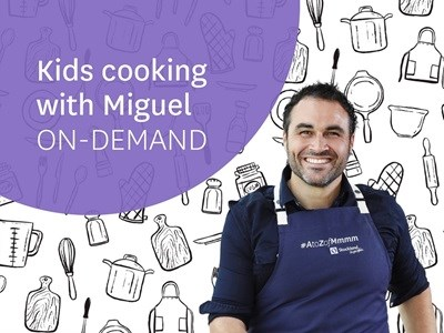 Kids Cooking with Miguel