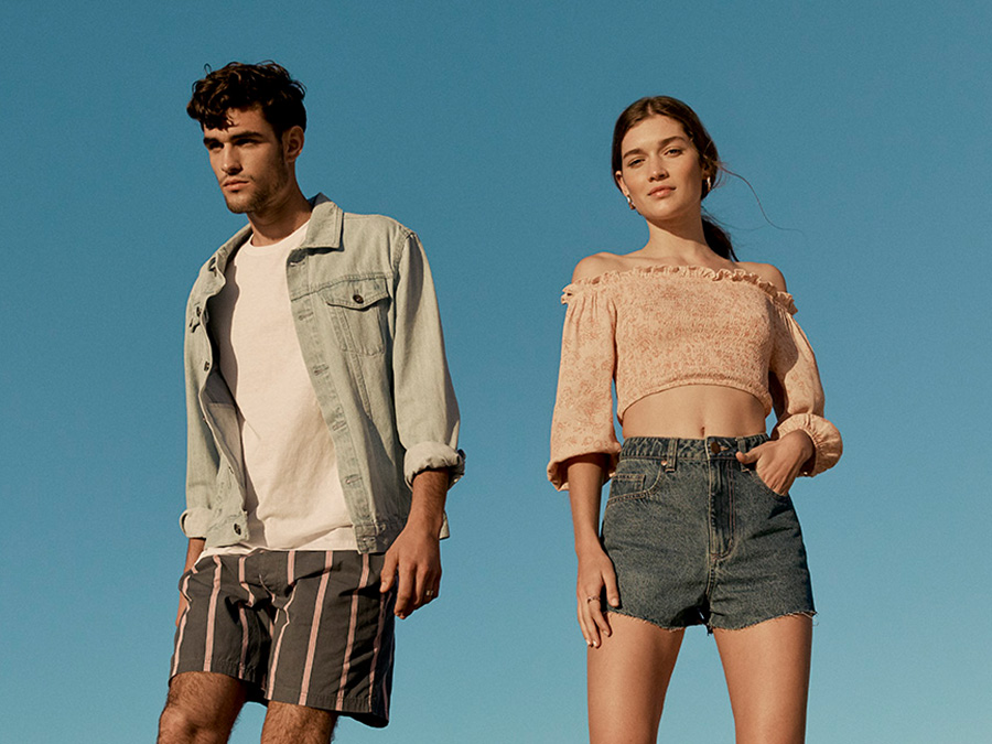 Stockland Spring Summer Fashion 2019 SS19 Stockland shopping centre