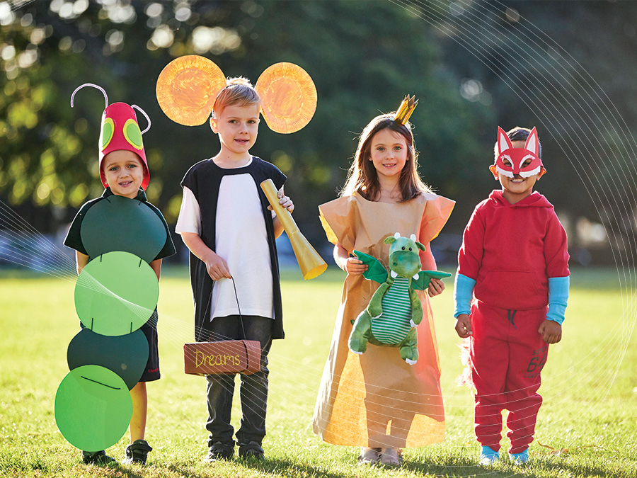 DIY Book Week Costume Ideas Part I