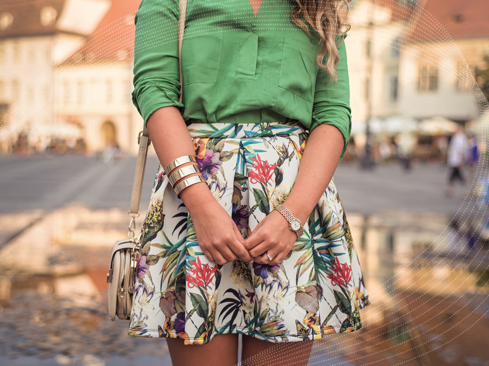 How To Wear Green And Look Stylish