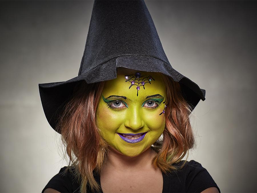 Diy Halloween Facepaint