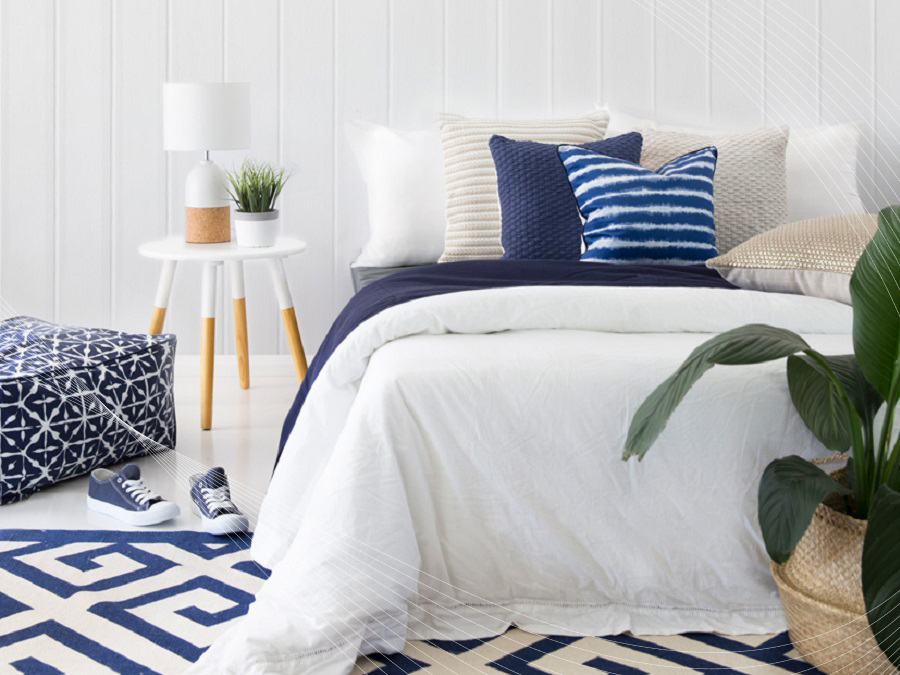 Stockland how to style a bed