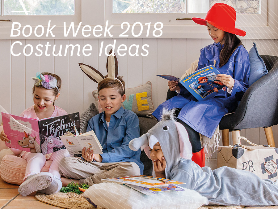 Kids Book Week Costume Ideas