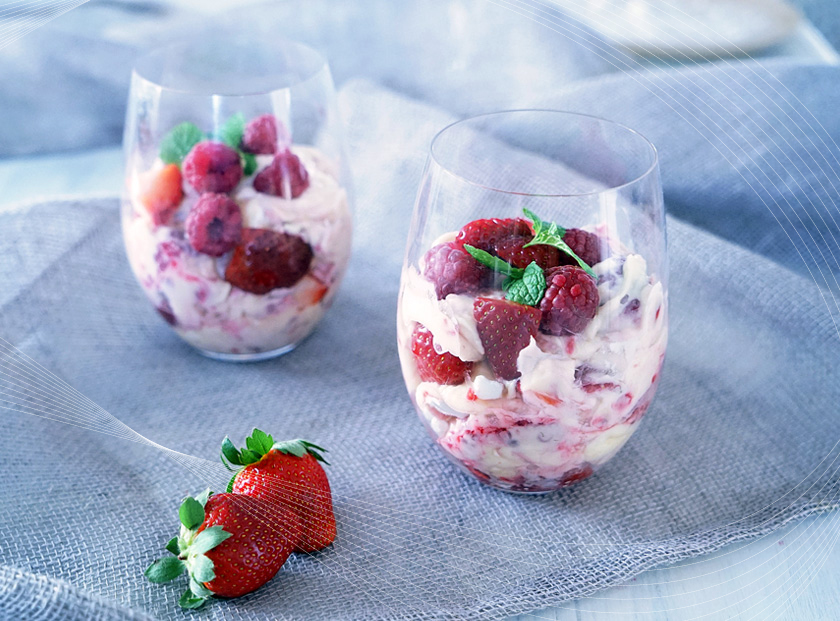 An Easy Summer Dessert Recipe